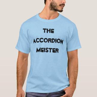 アコーディオンのMeisterのワイシャツ Tシャツ