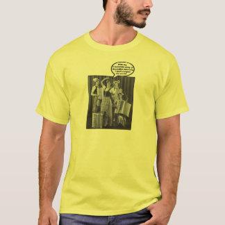 アコーディオンアマゾンの私の軍隊 Tシャツ