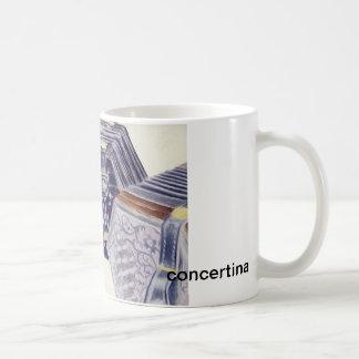 アコーディオン式 コーヒーマグカップ
