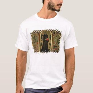 アゴスチノ賛美されたNovelloの祭壇の背後の飾り Tシャツ