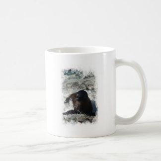 アシカの子犬 コーヒーマグカップ