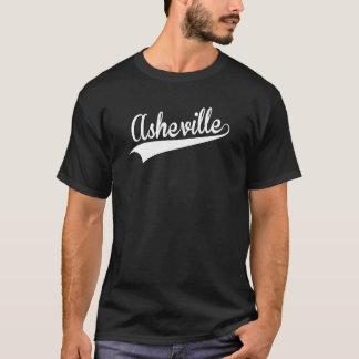 アシュビルのレトロ、 Tシャツ