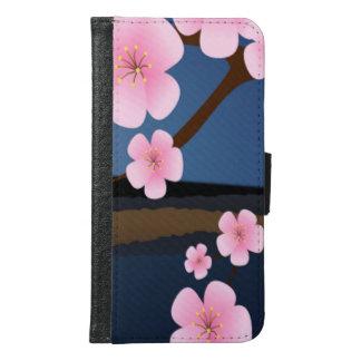アジアのさくらんぼの開花 GALAXY S6 ウォレットケース