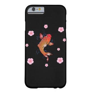 アジアのコイの魚のシーライフ BARELY THERE iPhone 6 ケース