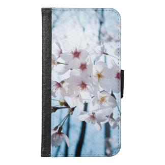 アジアの日本のな桜 GALAXY S6 ウォレットケース