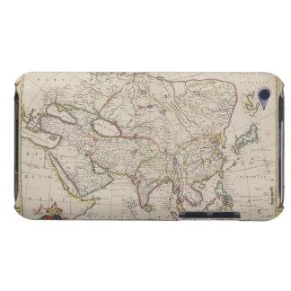 アジアの旧式な地図 Case-Mate iPod TOUCH ケース