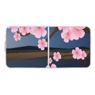 アジアの桜 ビアポンテーブル