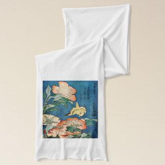 アジアシャクヤクのスカーフ スカーフ