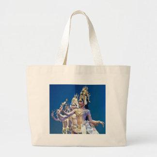 アジアダンサー ラージトートバッグ