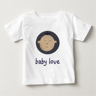 アジアベビー ベビーTシャツ