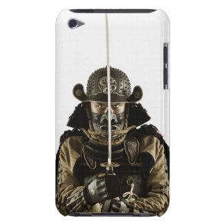 アジア人の身に着けている武士の装甲 Case-Mate iPod TOUCH ケース