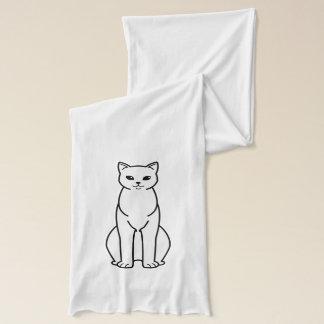 アジア煙猫の漫画 スカーフ