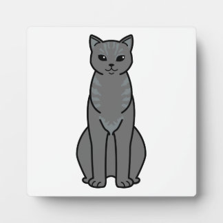 アジア煙猫の漫画 フォトプラーク