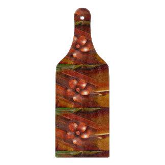 アジア花のGlasのまな板 カッティングボード