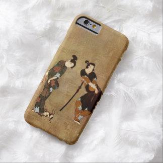 アジア芸術-小さいDog 1913年が付いているカップル Barely There iPhone 6 ケース