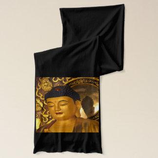 アジア金仏 スカーフ