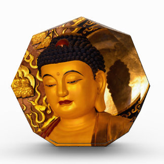 アジア金仏 表彰盾