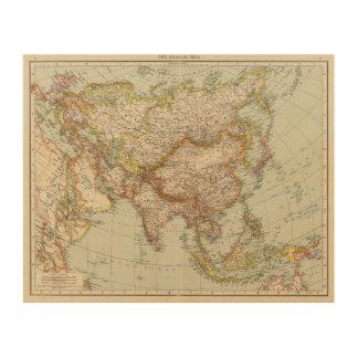 アジア33 ウッドウォールアート