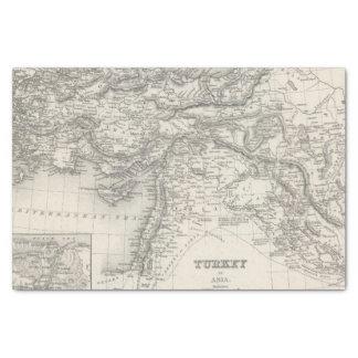 アジア4のトルコ 薄葉紙