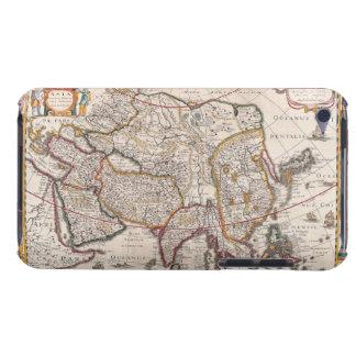 アジア4の地図 Case-Mate iPod TOUCH ケース