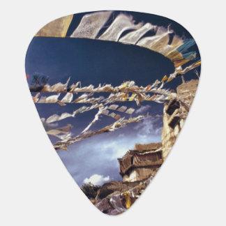 アジア、インド、Ladakh、Leh。 少しとして知られている ギターピック
