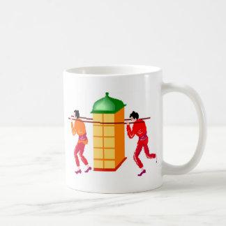 アジア コーヒーマグカップ