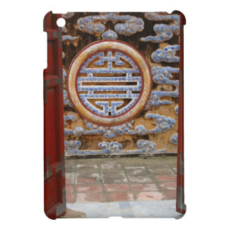 アジア、ベトナム。 砦の華美な壁 iPad MINIケース