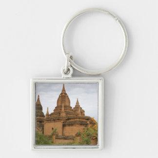 アジア、ミャンマービルマ)、Baganの異教徒)。 さまざま キーホルダー