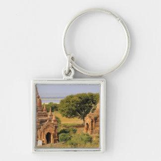アジア、ミャンマー(ビルマ)、Bagan (異教徒)。 さまざまな2 キーホルダー