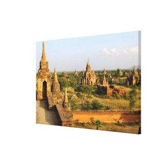 アジア、ミャンマー(ビルマ)、Bagan (異教徒)。 さまざま キャンバスプリント