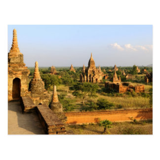 アジア、ミャンマー(ビルマ)、Bagan (異教徒)。 さまざま ポストカード