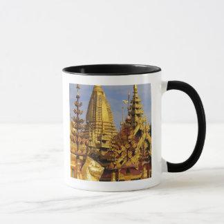アジア、ミャンマー(ビルマ)、Bagan (異教徒)。 Shwe 3 マグカップ