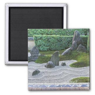 アジア、日本、京都のDaitokujiの寺院、Zuihoで マグネット