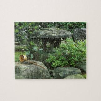 アジア、日本、長崎、Hiradoの武士の住宅 ジグソーパズル