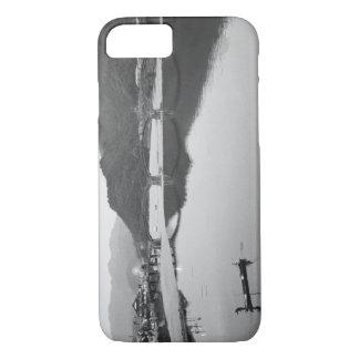 アジア、日本、Iwakuni。 漁師および歴史的 iPhone 8/7ケース