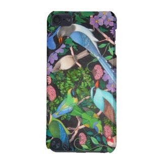 アジアSpeckの例の野生のジャングルの鳥 iPod Touch 5G ケース