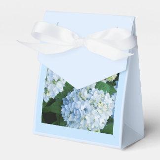 アジサイのギフト用の箱 フェイバーボックス