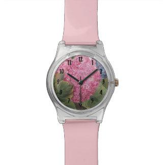 アジサイ 腕時計