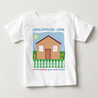 アジトの非武装地帯の保存子供 ベビーTシャツ