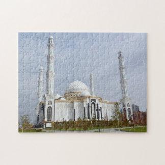 アスターナのHazratのサルタンのモスク ジグソーパズル