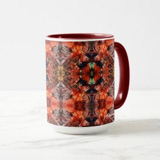 アステカで赤い冒険 マグカップ