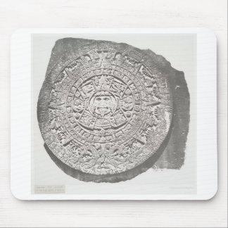 アステカなカレンダー1862年 マウスパッド