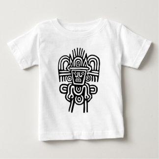 アステカな人 ベビーTシャツ