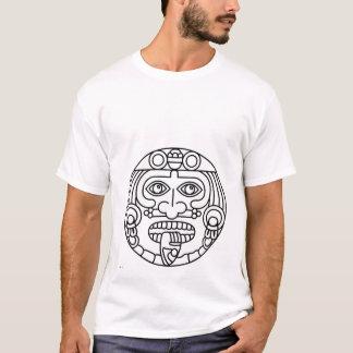 アステカな人 Tシャツ