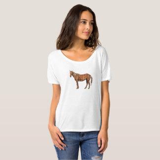 アステカな馬 Tシャツ