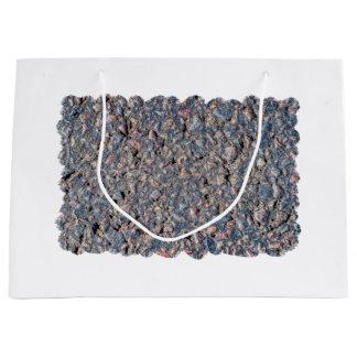 アスファルトおよび小石の質 ラージペーパーバッグ