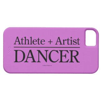 アスリート + 芸術家=ダンサーのiPhone 5の場合 iPhone SE/5/5s ケース