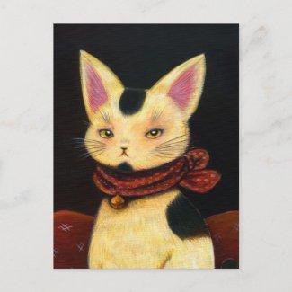 アズキ postcard