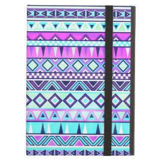 アズテック人の刺激を受けたなパターン iPad AIRケース