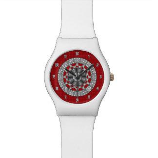 アズテック人はエイリアンMay28thの腕時計に会います 腕時計